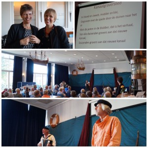 Geslaagde start crowdfunding, fijn als u mee doet, ga naar www.voordekunst.nl